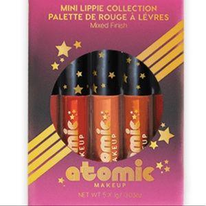 """Atomic new """"lipstick"""" set of THREE fab fit fun"""